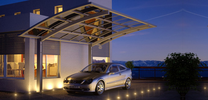 einzelcarport doppelcarports baus tze aus holz metall portfolio archive. Black Bedroom Furniture Sets. Home Design Ideas